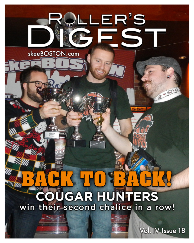 Cougar Hunters - Season 4 Champions Chalice Winners