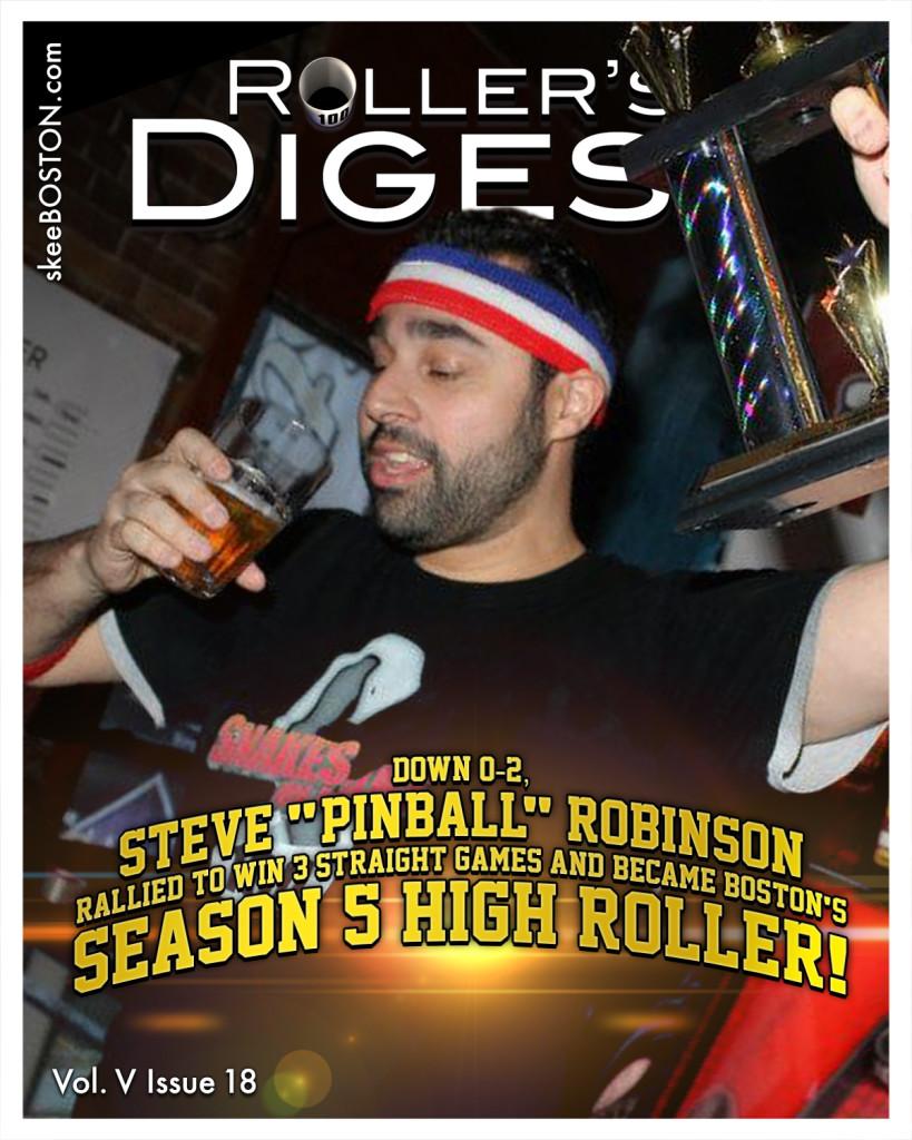 Season 5 High Roller