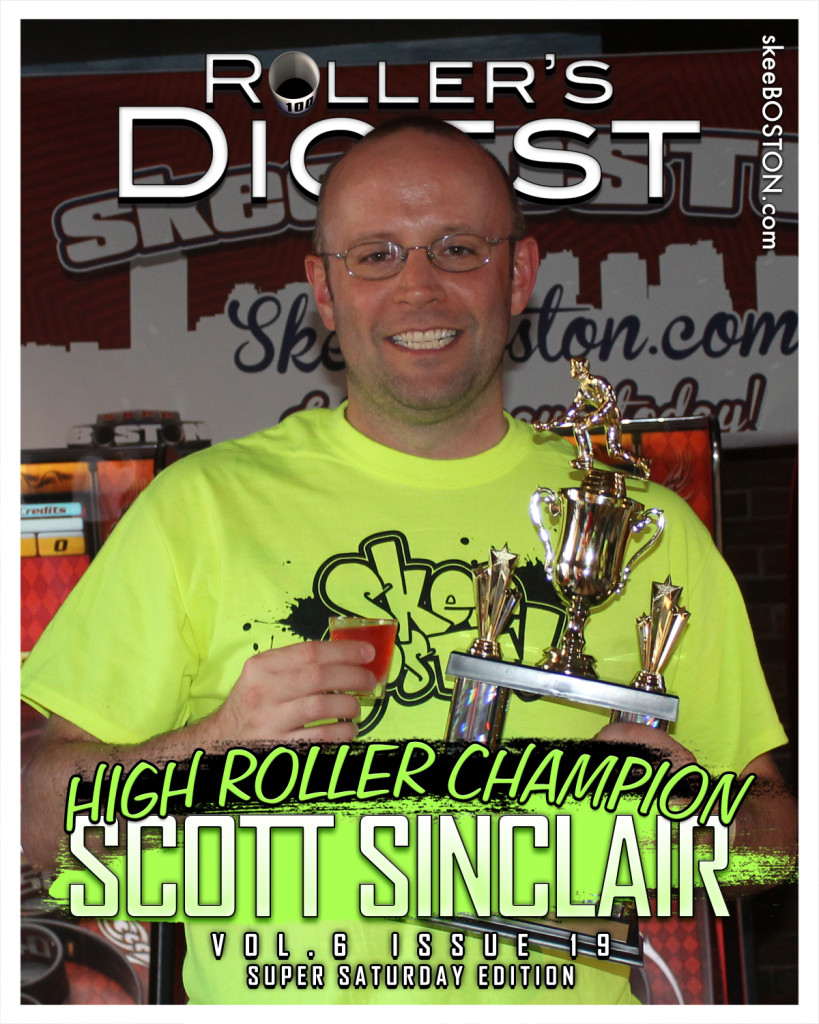 Season 6 High Roller Tournament Champion