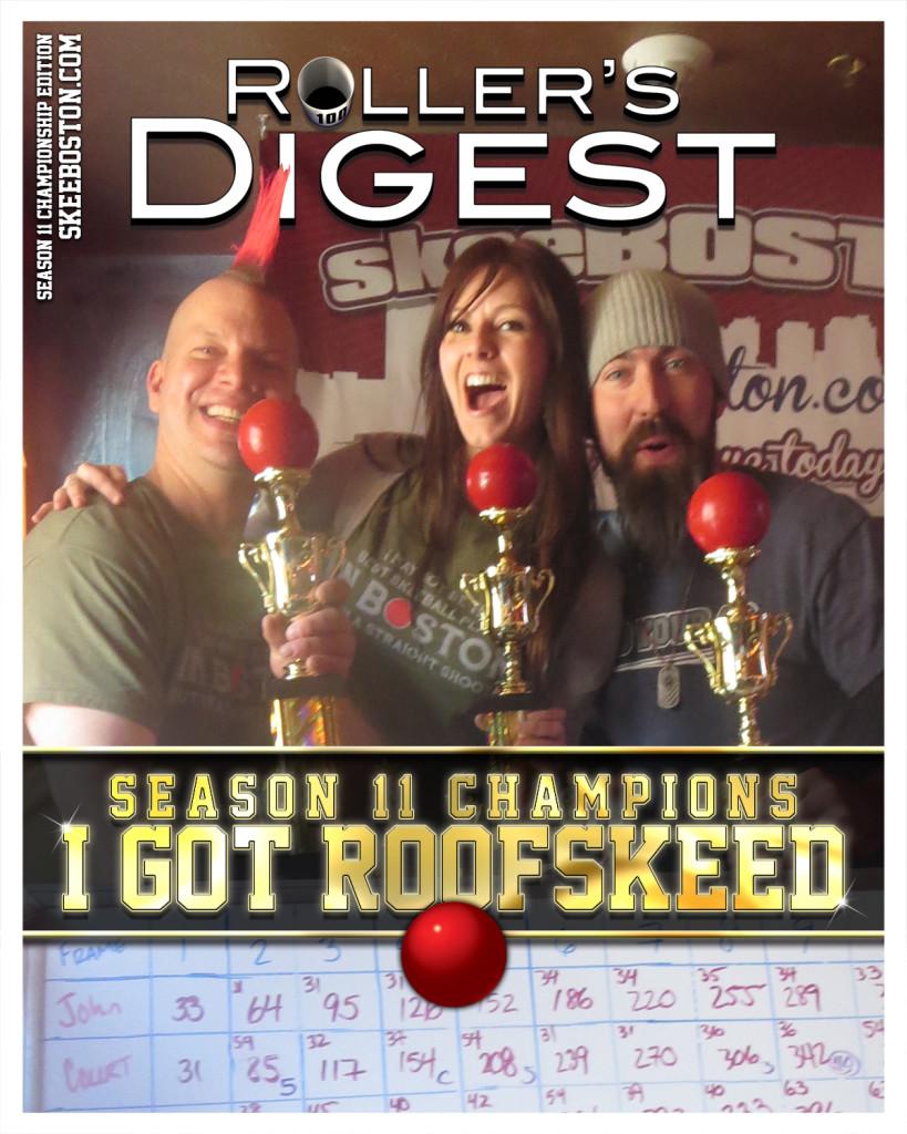 Skeeson 11 Team Champions