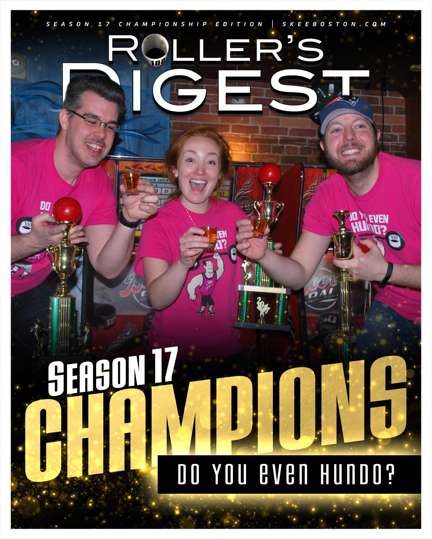Season 17 Champions