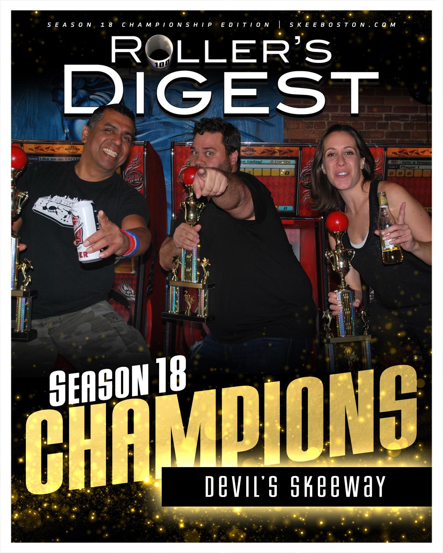 Season 18 Champions